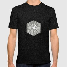 Collectivity Mens Fitted Tee Tri-Black SMALL