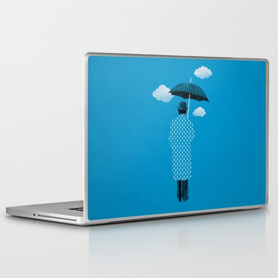 Rainman Laptop & iPad Skin