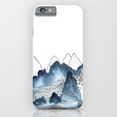 Love of Mountains Slim Case iPhone 6s