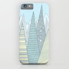 Summer Mountains Slim Case iPhone 6s