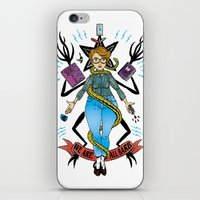 We are all Barb - Stranger Things Have Happened iPhone & iPod Skin