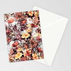 RPE FLORAL ABSTRACT Stationery Cards