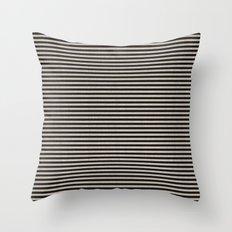 Stripes. Throw Pillow