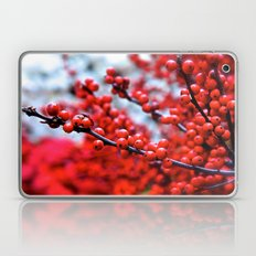 Festive Berries 2 Laptop & iPad Skin