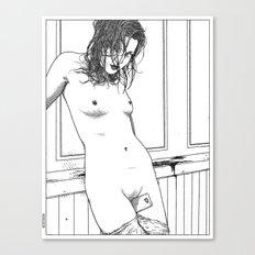 Apollonia Saintclair 595… Canvas Print