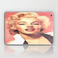 Marilyn Monroe 3 Laptop & iPad Skin