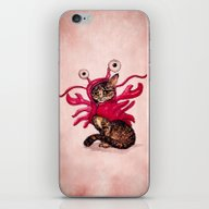 Ma'ama Lisa  iPhone & iPod Skin