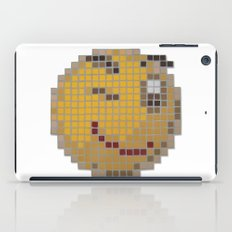 Emoticon Wink iPad Case