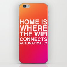 Home iPhone & iPod Skin