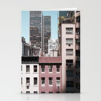 View Of NYC From A MoMa … Stationery Cards