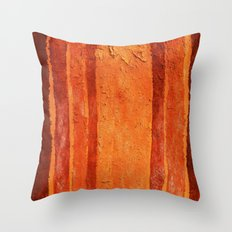Brown Texture Throw Pillow