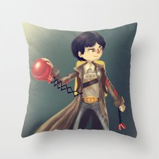 Data From The Goonies Throw Pillow