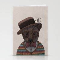 Mr. B. Stationery Cards