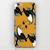 Tucano Pattern iPhone & iPod Skin