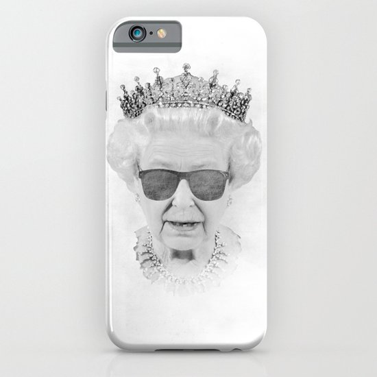QUEEN iPhone & iPod Case