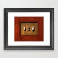 What They Carried Framed Art Print