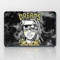 TEENAGE SPACE DREAMS iPad Case