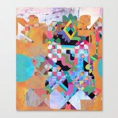 Senet Canvas Print