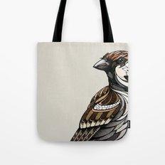 Berlin Sparrow Tote Bag