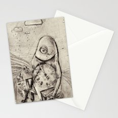 Something about Time Stationery Cards