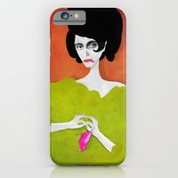 iPhone & iPod Case featuring Canary by Joanna Gniady