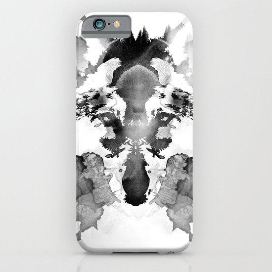 Rorschach iPhone & iPod Case