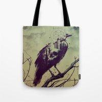 Calling of Death Tote Bag