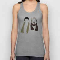 Jay and Silent Bob Strike Back Unisex Tank Top