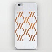 Cuadros Optart iPhone & iPod Skin