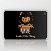 Hello Wild Thing Laptop & iPad Skin