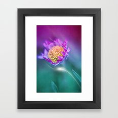 DUOTONE Framed Art Print