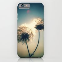 iPhone & iPod Case featuring Just two of us by Julia Kovtunyak