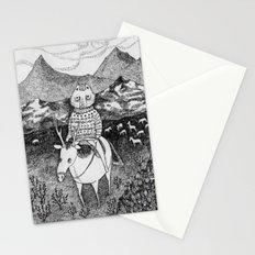Sami fox Stationery Cards