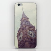 Gloomy Days of London iPhone & iPod Skin