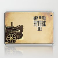 Back To The Future III Laptop & iPad Skin