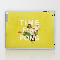 Time For Pong Laptop & iPad Skin