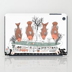 Bathtub iPad Case