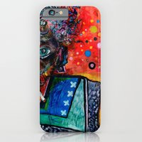 iPhone & iPod Case featuring Olt by czavelle