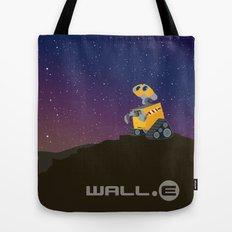 Wall.e Tote Bag