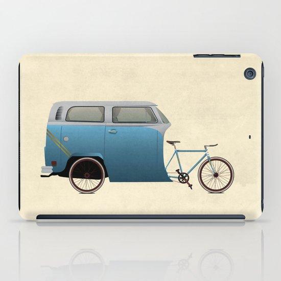 Camper Bike iPad Case