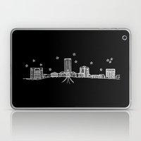 Tallahassee, Florida City Skyline Laptop & iPad Skin