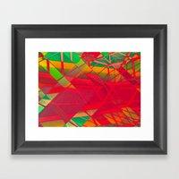 Juxt 1 Framed Art Print