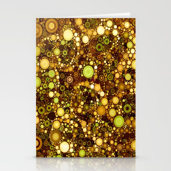 :: Solid Gold :: Stationery Card