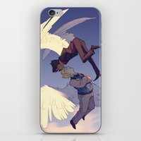 A Nightingale Sang iPhone & iPod Skin