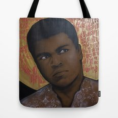 Ali Bumaye Mr.Klevra Tote Bag