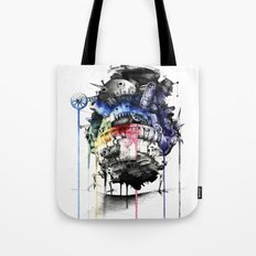 Howl's Moving Castle Tote Bag