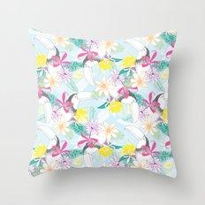 You Can Toucan Throw Pillow