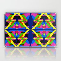 Boxed Gymnast Laptop & iPad Skin