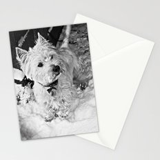 This Is Snow More Fun Stationery Cards