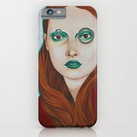 Close Up 10 iPhone 6 Slim Case